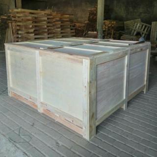 box kayu murah