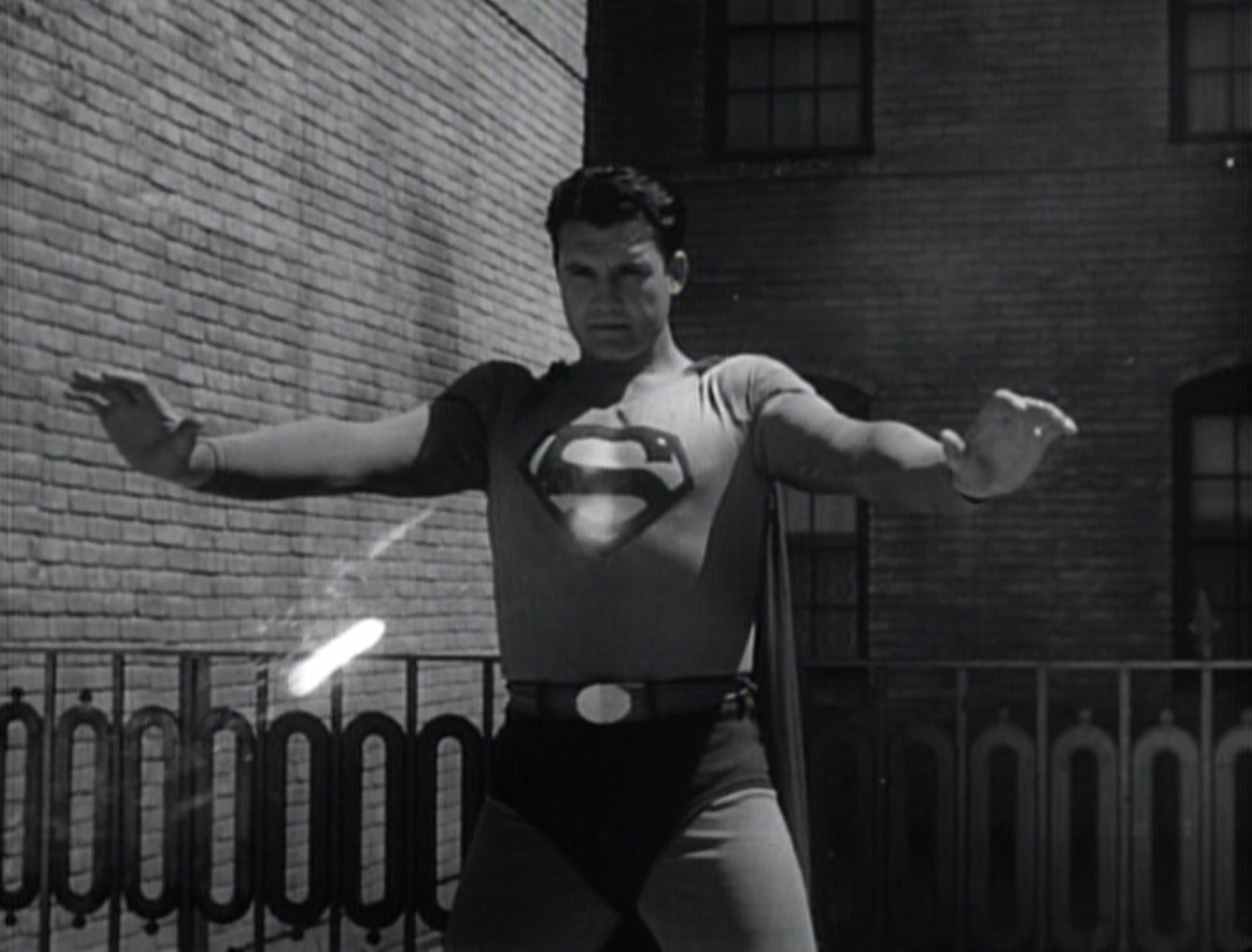 Superman DVD Classic TV Show George Reeves 8 Episodes ... |Superman Black And White Tv Show