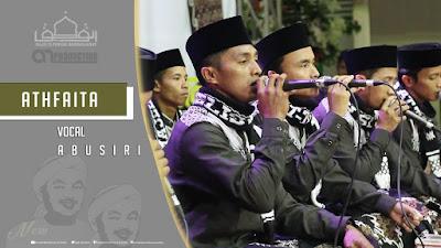 Lirik Adfaita - Majelis Pemuda Bersholawat At Taufiq