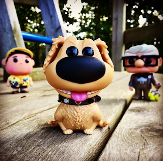 disney pixar up funko pop