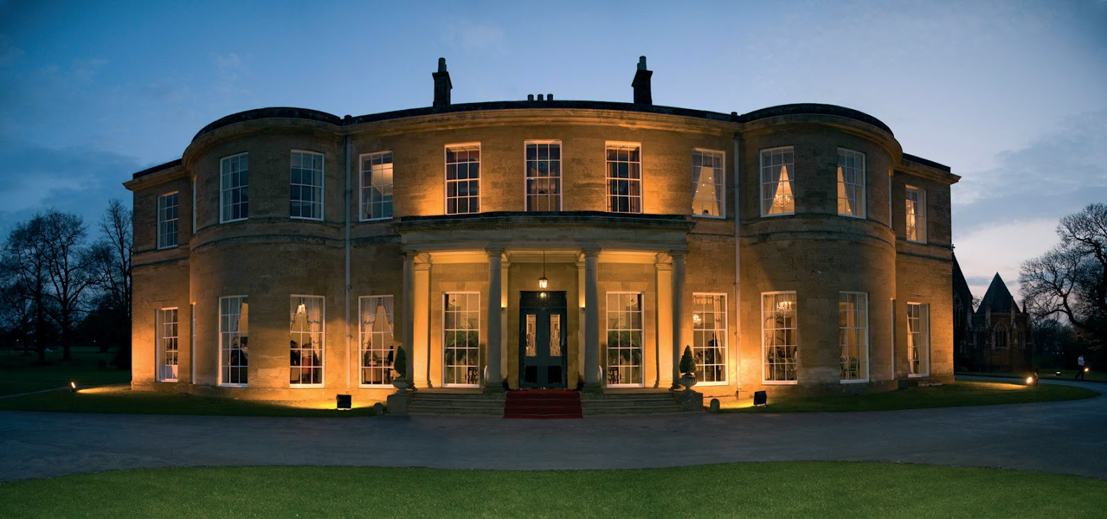 Luxury Spa Hotels Midlands