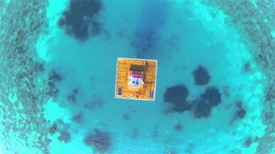 Habitación en el agua