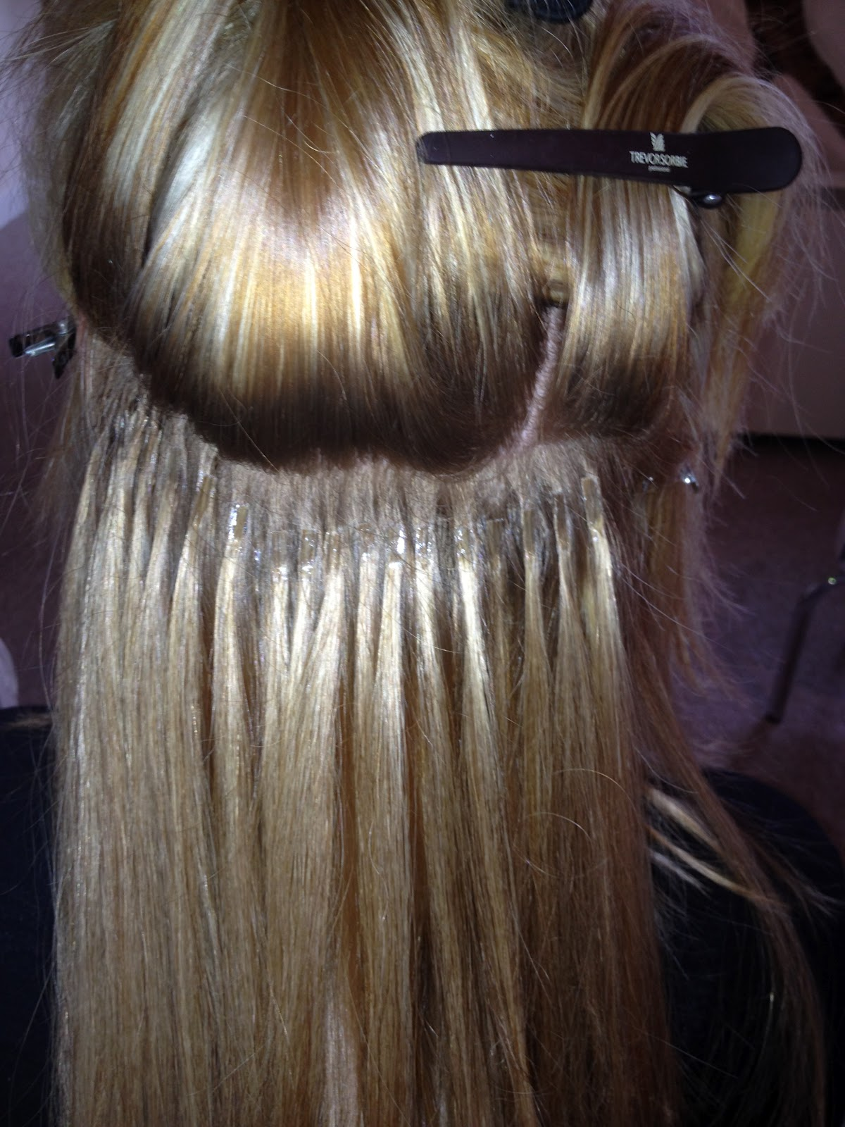 Flossie's Beauty Love: Wonderful Hair Cold Fusion Extensions