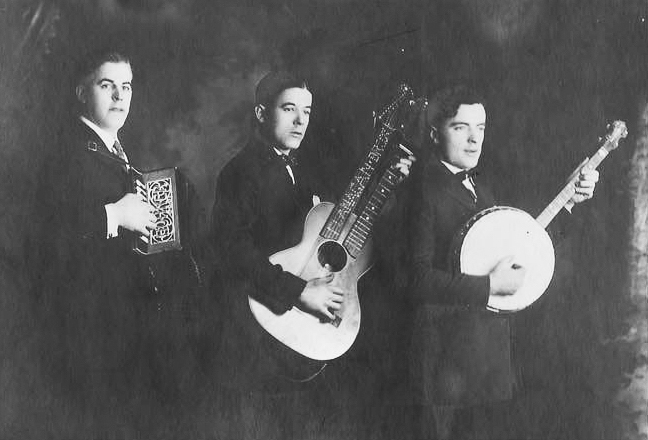 Sweet Music Studio Blog: The Flanagan Brothers - Early Irish