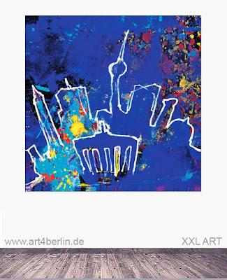 Berliner Galerie bietet Ihnen die Objektausstattung an