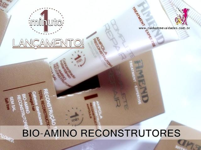 Ampola Reconstrutora Amend Complete Repair