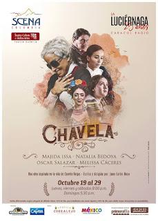 CHAVELA (Teatro Musical)