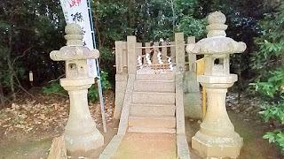 人文研究見聞録:聖神社(信太明神) [大阪府]