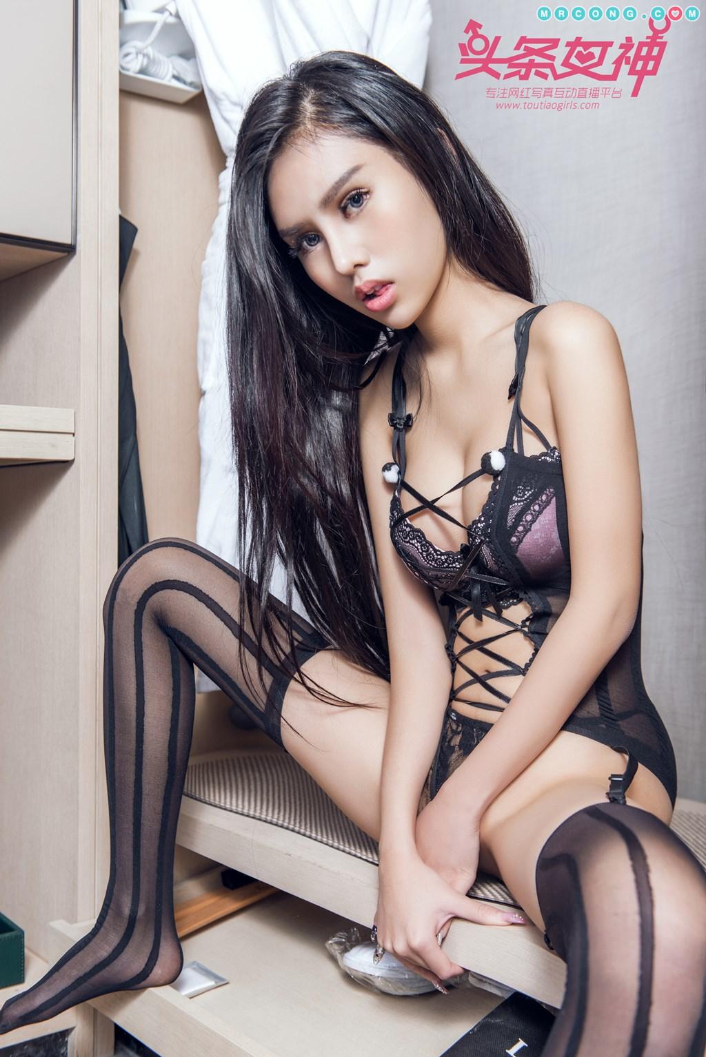 Image TouTiao-2017-12-05-Chen-Di-Ya-MrCong.com-025 in post TouTiao 2017-12-05: Người mẫu Chen Di Ya (陈迪垭) (35 ảnh)