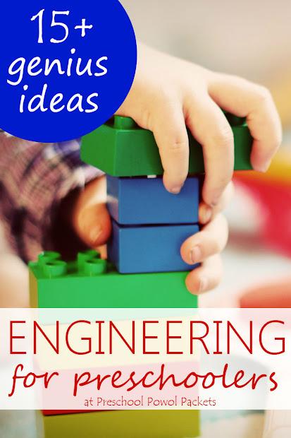 Engineering Preschoolers & Stem Activities Preschool