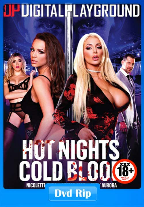 [18+] Hot Nights Cold Blood XXX Movie 2019 DVDRip x264 Poster