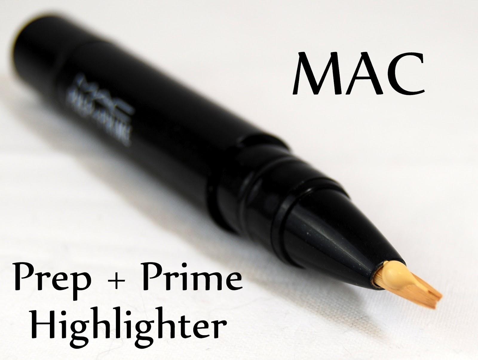 nicole reviews beauty mac casual color prep prime. Black Bedroom Furniture Sets. Home Design Ideas