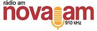 Rádio Nova AM 910 de Apucarana PR