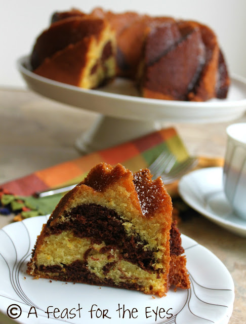 Marble Cake Recipe Ina Garten