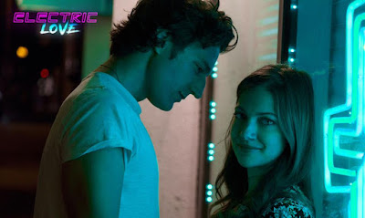 Electric Love 2018 movie still Mia Serafino Zachary Mooren