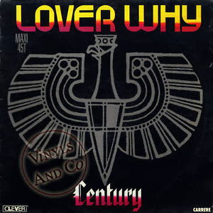 Lover why. Century
