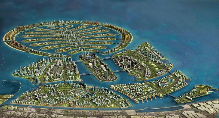 Palm Deira - Umroh Plus Dubai Baitussalam