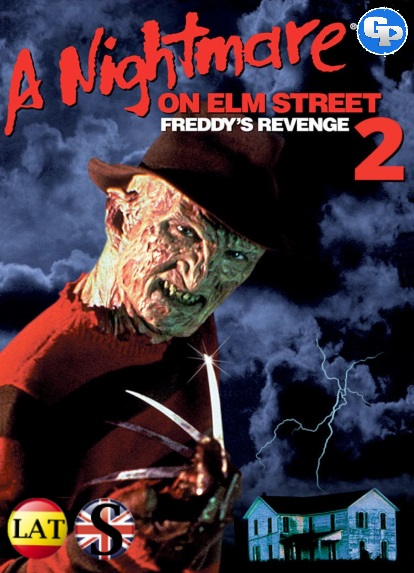 Pesadilla En Elm Street 2: La Venganza De Freddy (1985) HD 720P LATINO/INGLES