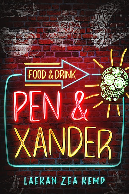 pen-and-xander, laekan-zea-kemp, book