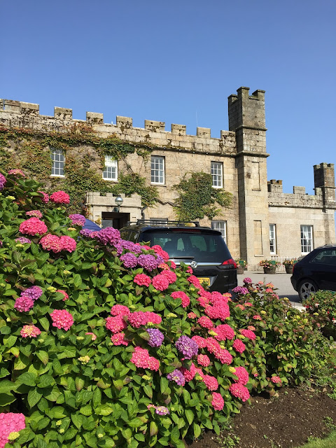 Tregenna Castle, St Ives, Cornwall photo by modernbricabrac
