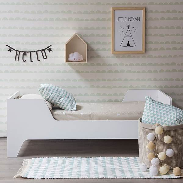 Ideas For Decorating a Children Room With Nordic Style 9