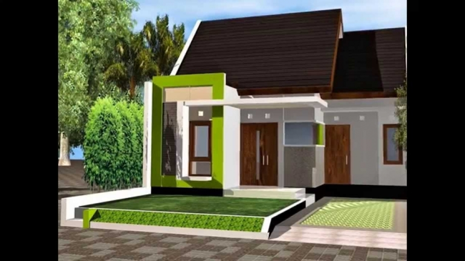 Gambar Rumah Minimalis Cantik Type 36 - Download Wallpaper