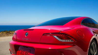 New 2017 Karma Revero back view Wallpaper HD