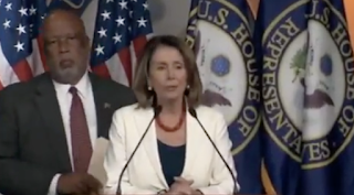 Nancy Pelosi confused about time of day, forgets latest Russia accusations -- 6 minutes later!