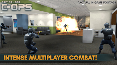 Critical Ops yang ditawarkan oleh Critical Force Ltd ini masih merupakan pendatang baru di dunia game android, Download Critical Ops Mod Apk v0.6.1 Update Terbaru, Download Critical Ops 0.5.0 APK Gratis, game laga apk terbaru download gratis game laga apk  game APK terbaru, Game Perang Seru download critical ops apk mod, download critical ops mod, mod critical ops, download game critical ops mod apk, critical ops mod akozo, critical ops mod apk terbaru, critical ops mod money, critical ops mod apk akozo, fitur terbaru Critical Ops,