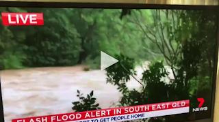 Terribles Inundaciones en Australia... o no...