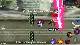 Download Sprite Senki : Uchiha Mirai Rep Shino