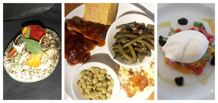 Gastronomie du Sud des Etats-Unis
