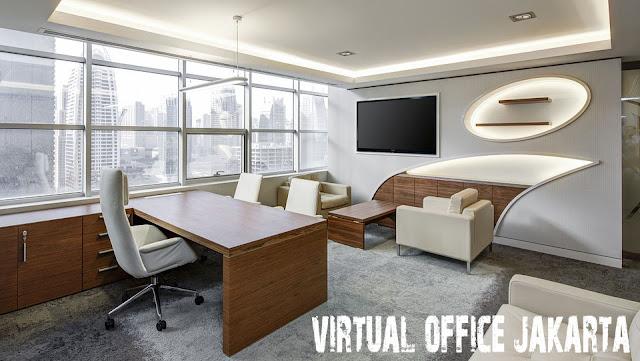 Pengguna Virtual Office di Jakarta