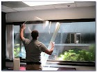 Security Film For GLASS WINDOWS