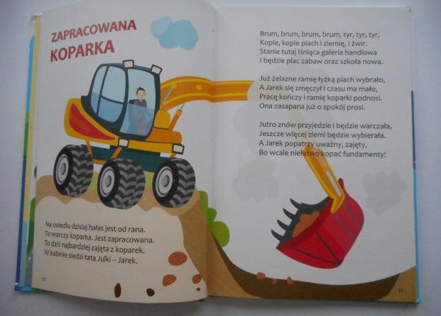 książki dla przedszkolaków, książeczki dla dzieci