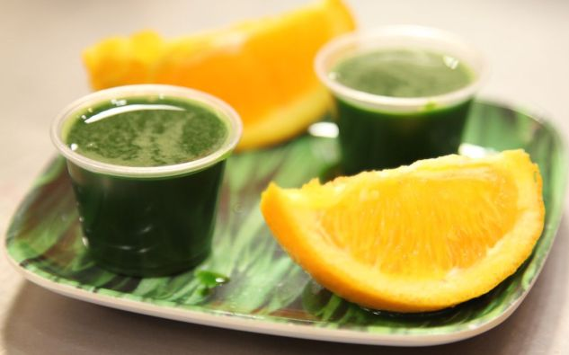 Can You Take Wheatgrass With Food
