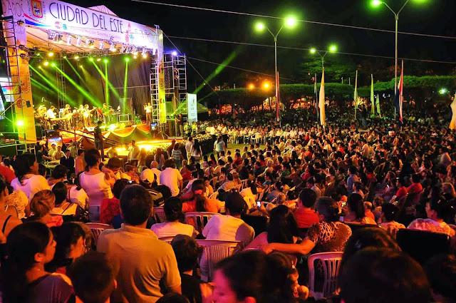 Resultado de imagen para festival San Blas de Ciudad del Este