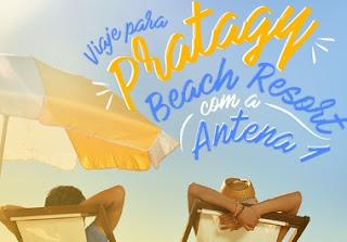 Cadastrar Promoção Rádio Antena 1 2017 Viagem Pratagy Beach