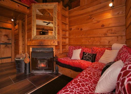 Ski House Of The Day New Zealand Log Cabin