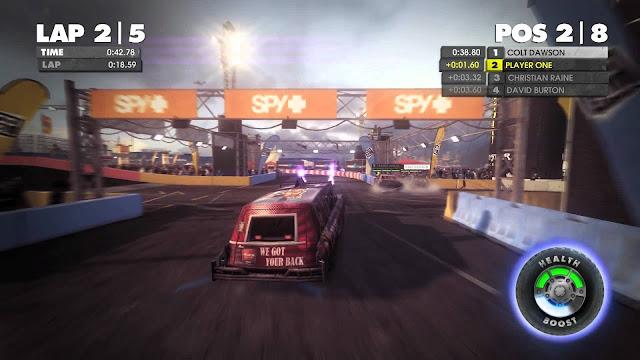 Dirt Showdown PC Game