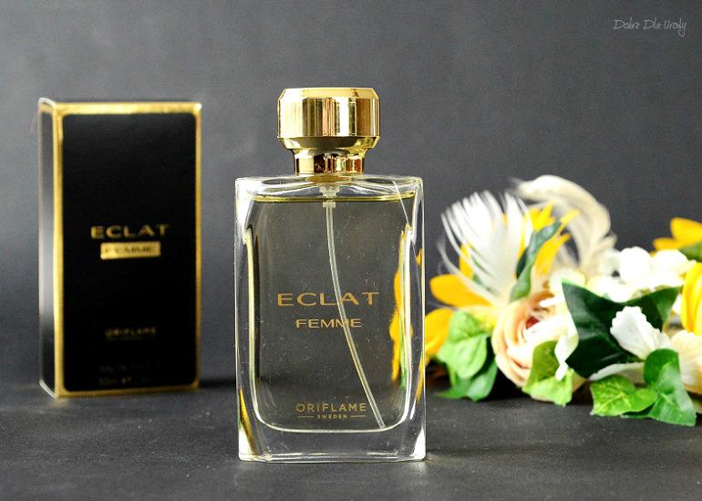 Oriflame woda toaletowa Eclat Homme dla niego i Eclat Femme dla niej
