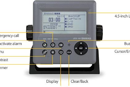 Apakah itu Bridge Navigational Watch & Alarm System (BNWAS)?