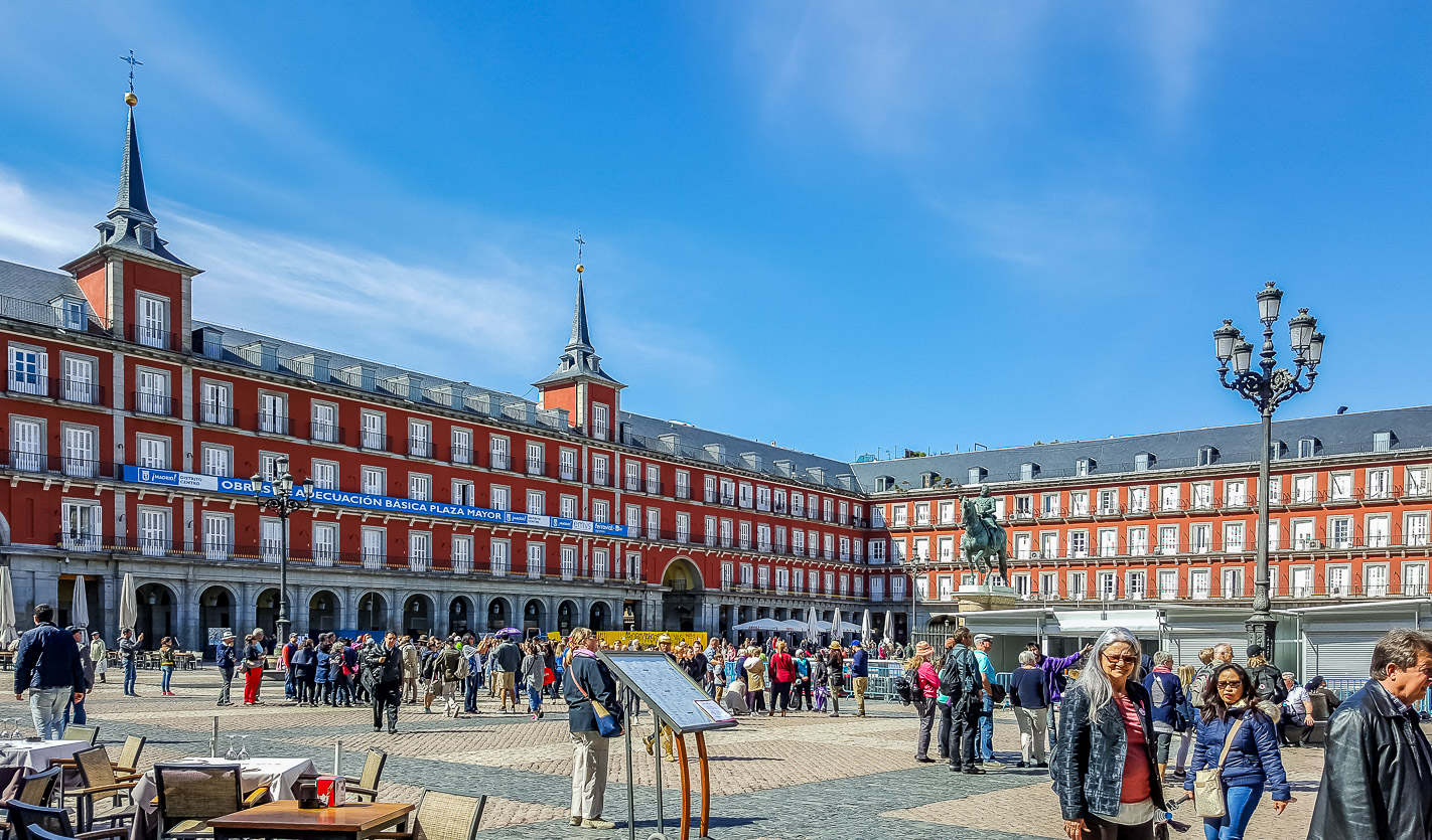 Plaza Mayor (Madrid, Spain)