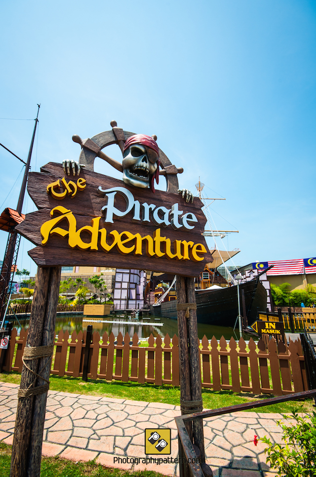 Introducing the new attraction at Melaka Alive - The Pirate Adventure !