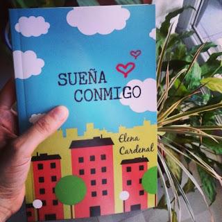 Libro: Sueña conmigo de Elena Cardenal