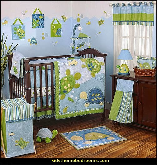 Ocean Bedroom Decorating Ideas: Maries Manor: Under The Sea