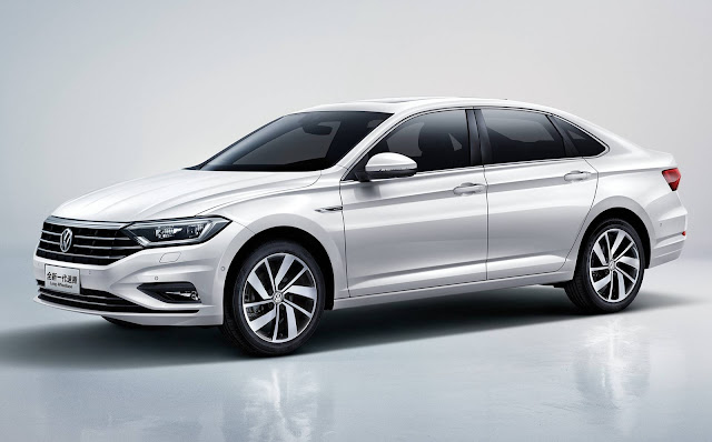 VW Jetta 2019 - VW Sagitar