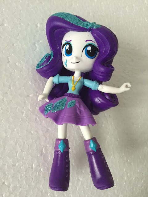 Equestria Girls Mini Glitter Rarity