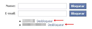 """Clique em """"Desbloquear"""" para desbloquear o usuário bloqueado. Imagem de autoria do Limon Tec - sem marca d'agua."""