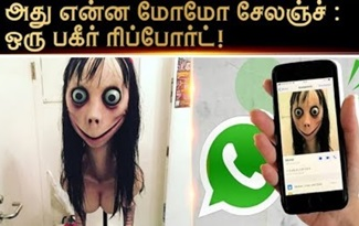 MoMo Challenge, Whats app | HOWSFULL